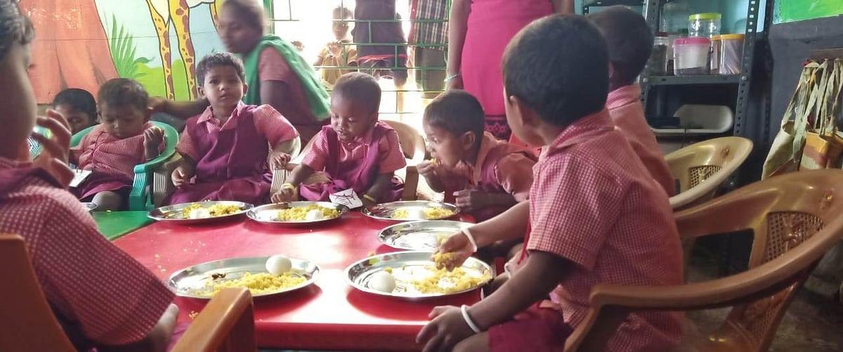 छत्तीसगढ़: सुकमा जिले के 3 हजार से अधिक बच्चों को कुपोषण के दुष्चक्र से बाहर निकाला गया