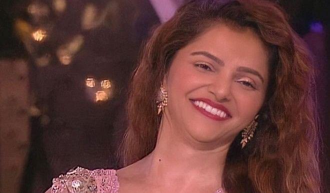 टीवी एक्ट्रेस रुबीना दिलाइक ने 'बिग बॉस 14' जीतने के लिए गायक राहुल वैद्य को हराया
