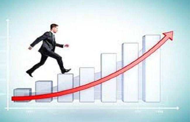 निगेटिव से पॉज़ीटिव में आई देश की अर्थव्यवस्था, 0.4 % पर पहुंची जीडीपी