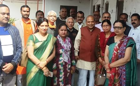 hindu-jagran-manch-announced-the-official-of-the-province-anurag-shukla-became-the-general-minister