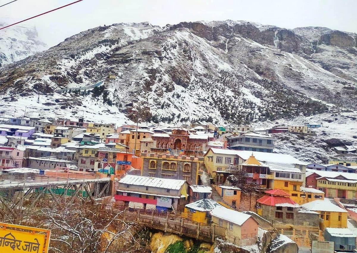 मौसम की करवट से ऊंचे स्थानों पर बर्फवारी व निचले स्थानों पर बारिश से बढ़ी ठंड