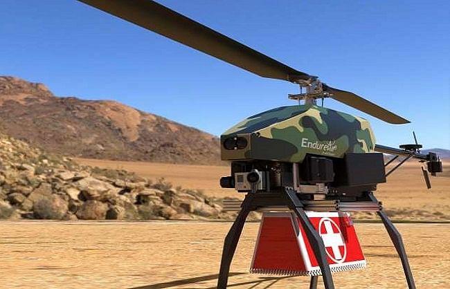 आईआईटी, कानपुर ने बनाया 7 किलो का 'विभ्रम' हेलीकॉप्टर