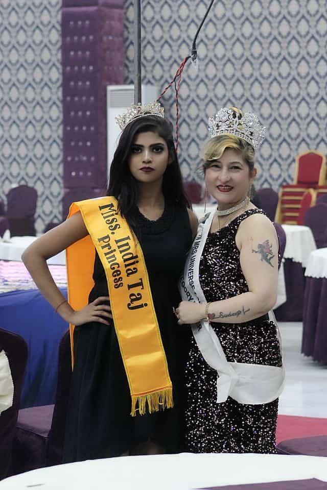बांदा की डांस स्टूडेंट ने लखनऊ में जीता मिस इंडिया प्रिंसेस ताज