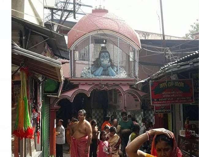 लंबे इंतजार के बाद खुला तारकेश्वर मंदिर का गर्भगृह