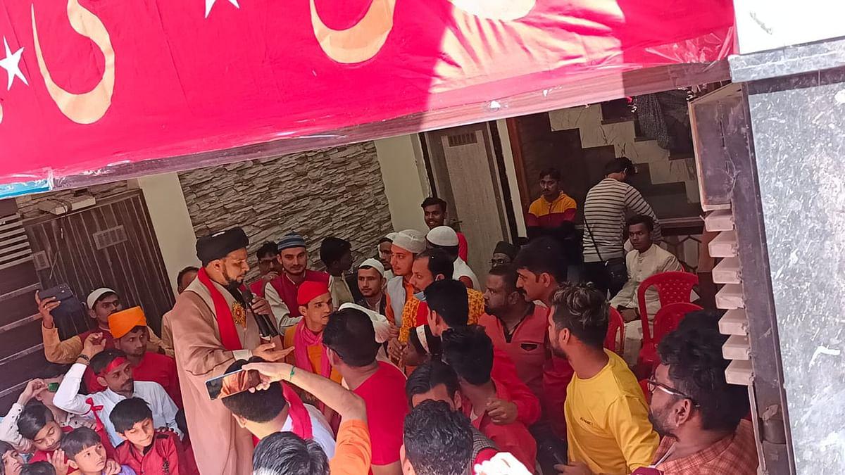 -शिया समुदाय ने पहले इमाम हजरत अली की जयंती पर निकाला जुलूस, सेमिनार