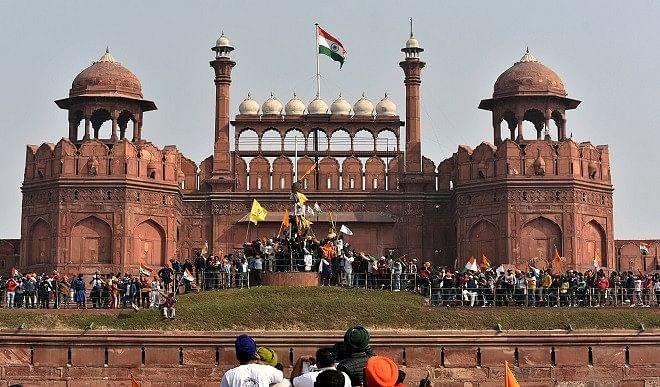 लाल किला हिंसा मामला: दिल्ली पुलिस को मिली कामयाबी, एक और उपद्रवी को किया गिरफ्तार