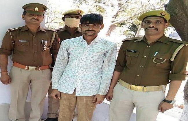 एक किलो चरस के साथ अभियुक्त गिरफ्तार