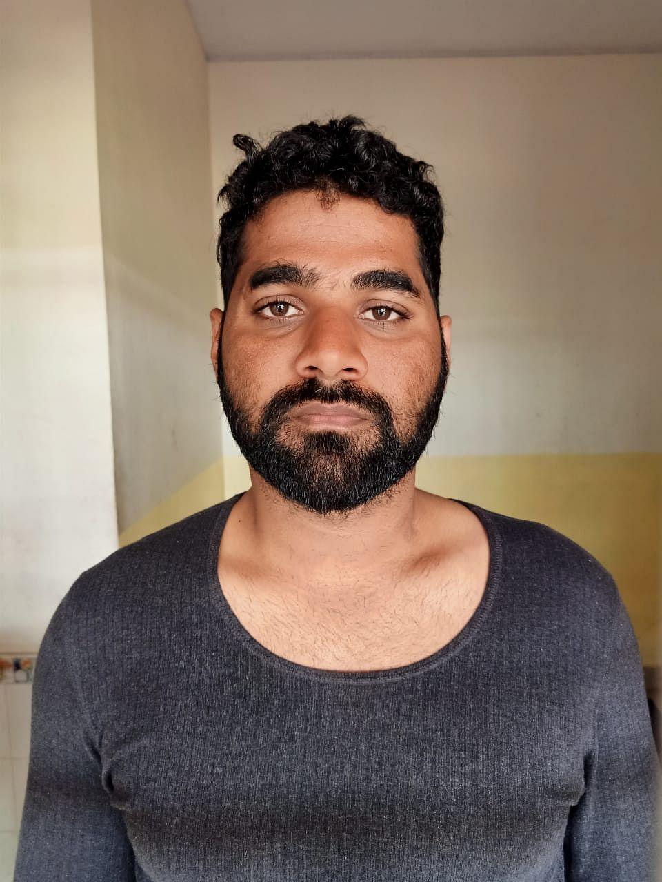 संरपच का अपहरण कर फिरोती करने वाली गिरोह का ईनामी अपराधी गिरफ्तार