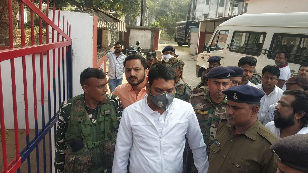 former-mla-sanjeev-shifted-to-dumka-central-jail