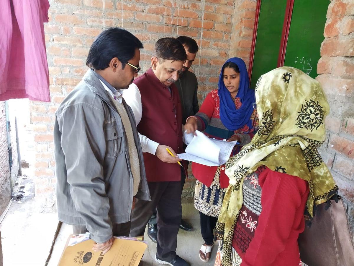 हमीरपुर : सर्वे में मिले 1185 फाइलेरिया के रोगी