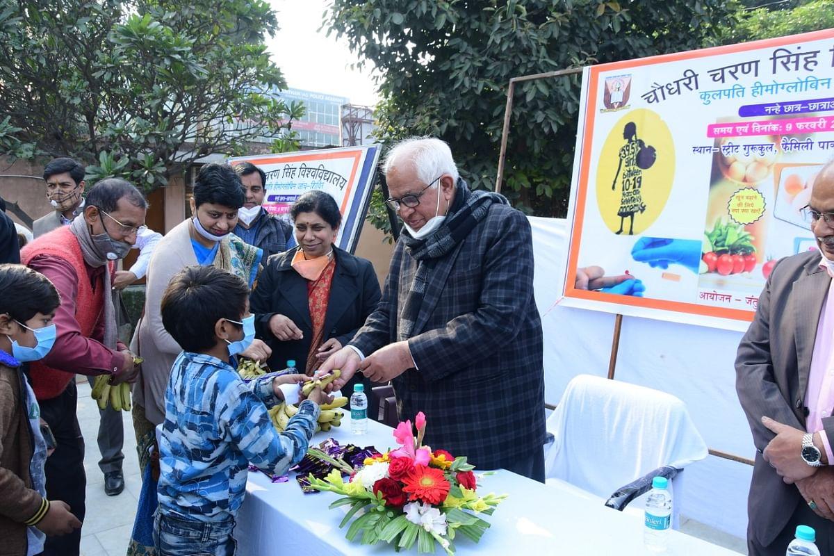 देश का उज्ज्वल भविष्य हैं बच्चे : प्रो. एनके तनेजा