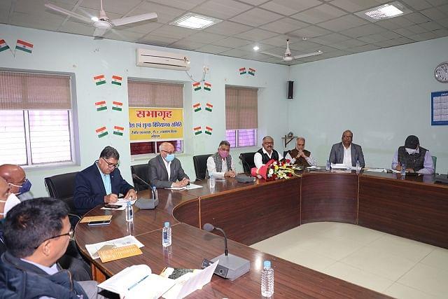 राज्य मंत्री परमार ने किया शिक्षक-शिक्षा विषय पर राष्ट्रीय सेमिनार में सुझाव के लिए पोर्टल का शुभारंभ
