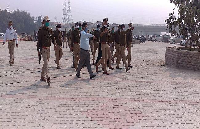 गोरखपुर : 12 करोड़ की लागत से प्रदूषण मुक्त अंत्येष्टि स्थल तैयार, एक साथ 13 शवों का होगा दाह