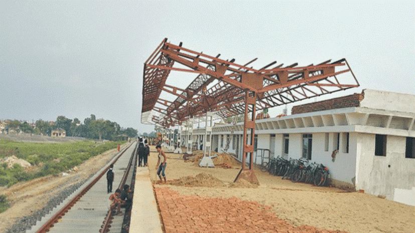 जयनगर-कुर्था रेल लाइन परियोजना पूर्ण, परिचालन के लिए एसओपी तैयार