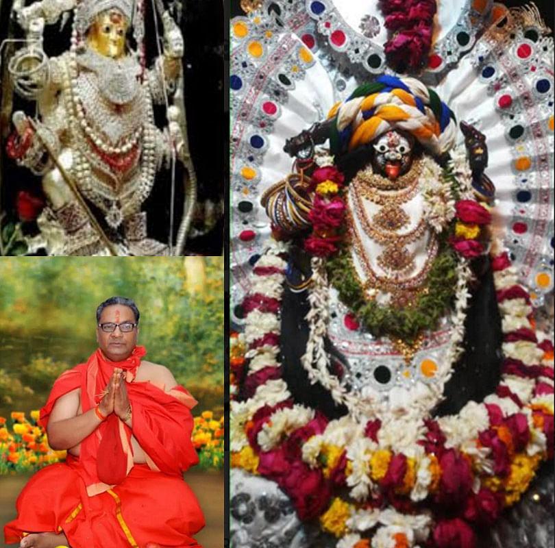 पूरे विश्व में एक ऐसा मंदिर जहां महाकाली पूजी जाती है कृष्ण स्वरूप में, लगाया जाता तुलसीदल भोग