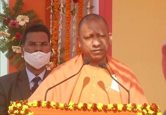 मुख्यमंत्री योगी ने गाजीपुर में पूर्वांचल एक्सप्रेस-वे का किया निरीक्षण, बोले-प्रधामंत्री करेंगे लोकार्पण
