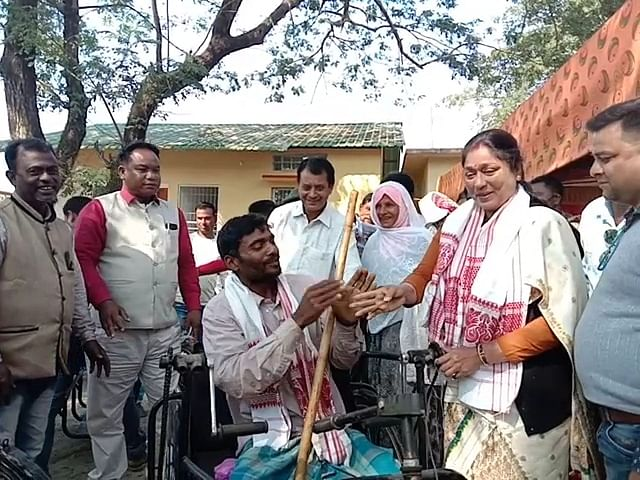 trai-bicycle-given-to-the-needy-through-personal-efforts