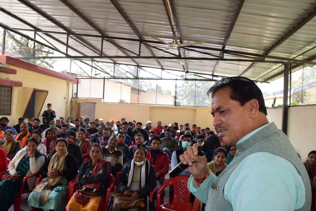 ऋषिकेश, हरिद्वार के हर ग्रामीण परिवार को मिलेगा शुद्ध पेयजलः विधानसभा अध्यक्ष