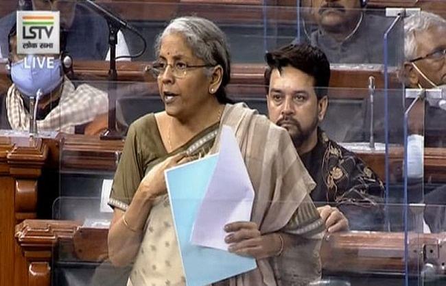 राहुल ने झूठे कथानक तैयार कर देश की छवि खराब करने की कोशिश की: वित्तमंत्री
