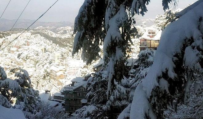 पंजाब और हरियाणा में न्यूनतम तापमान समान्य से अधिक रहा, कश्मीर में ठंड का दौर जारी