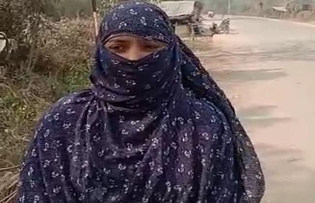 अमेठी : दहेज में नहीं मिला पांच लाख तो पति ने दी तीन तलाक