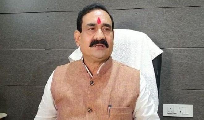 मध्य प्रदेश में धर्म स्वातंत्र्य कानून के तहत 23 मामले दर्ज, गृहमंत्री ने साधा दिग्विजय सिंह पर निशाना