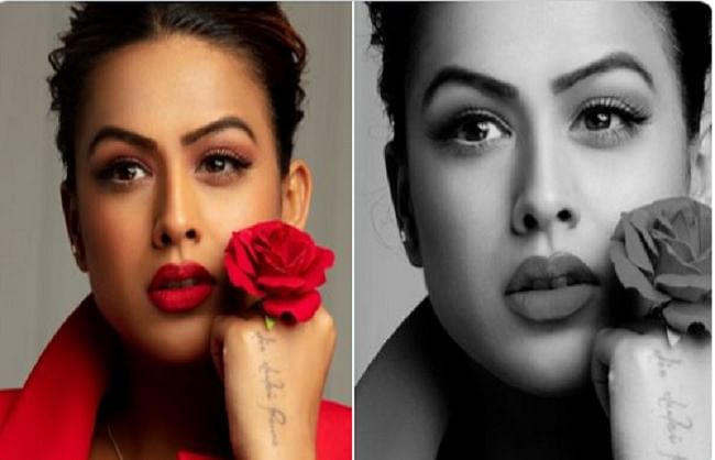 निया शर्मा ने शेयर की खुद की खूबसूरत तस्वीरें