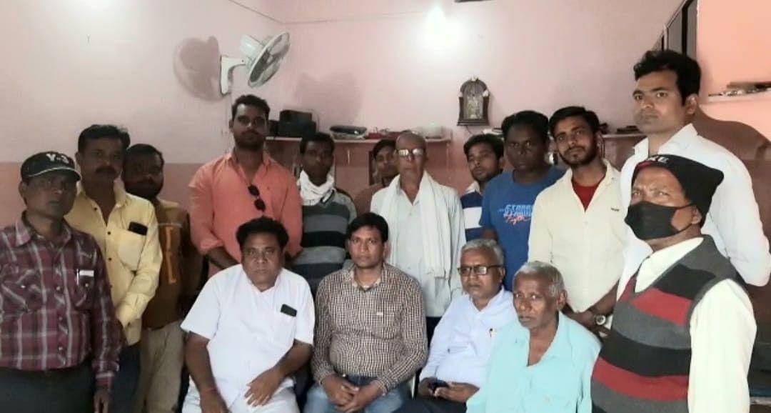 संजीव सिंह को दुमका जेल शिफ्ट करने पर जनता मजदूर संघ ने जताया रोष