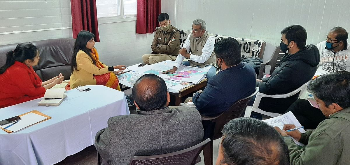 discussion-on-badrinath-dham-master-plan