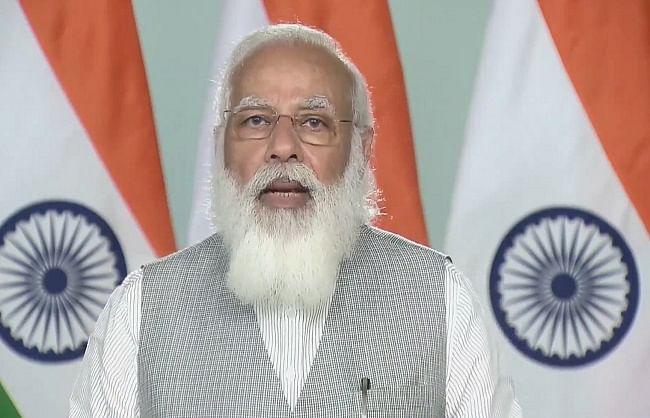 प्रधानमंत्री ने छात्रों को सफलता के दिए तीन मंत्र