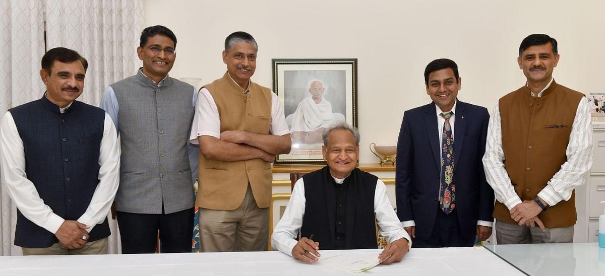 राजस्थान का बजट तैयार : विधानसभा में बुधवार को तीसरा बजट पेश करेगी गहलोत सरकार