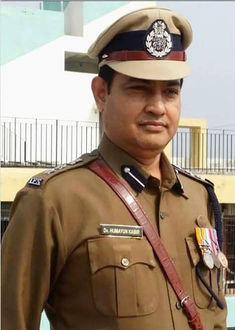 तृणमूल कांग्रेस में शामिल हुए चंदननगर के पूर्व पुलिस आयुक्त हुमायूं कबीर
