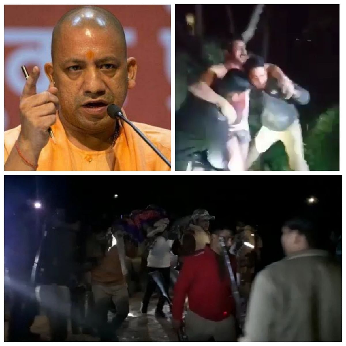 (अपडेट) कासगंज कांड : मुख्यमंत्री योगी ने दोषियों पर एनएसए लगाने का दिया आदेश