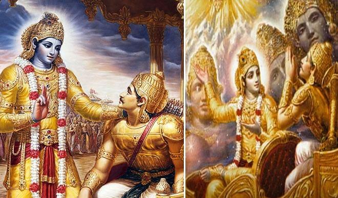 Gyan Ganga: अर्जुन ने चंचल मन को स्थिर करने का उपाय पूछा तो भगवान ने क्या कहा ?