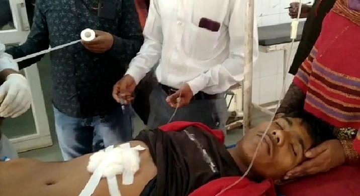 बीमारी से परेशान युवक ने गोली मारकर की खुदकुशी