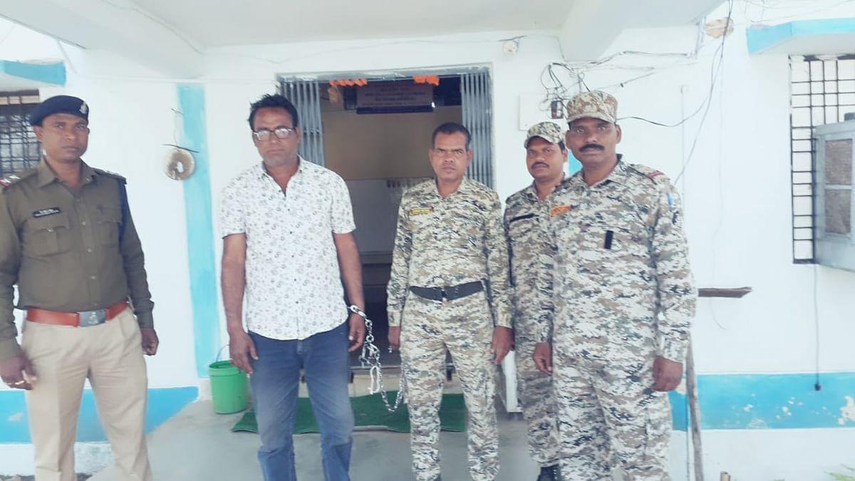 kondagaon-accused-of-robbing-woman-arrested
