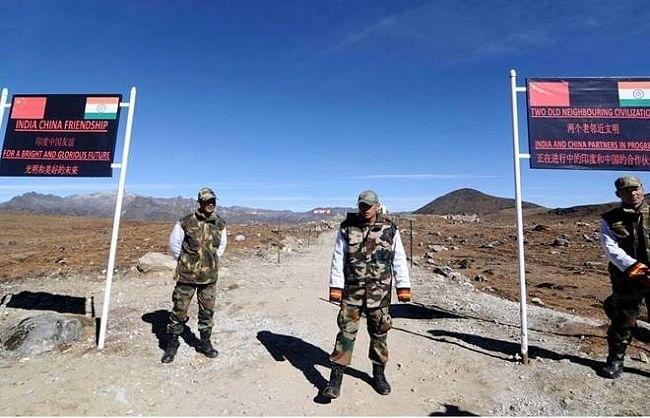 चीन से जारी गलवान घाटी के वीडियो में दिखी भारतीय कैप्टन की बहादुरी