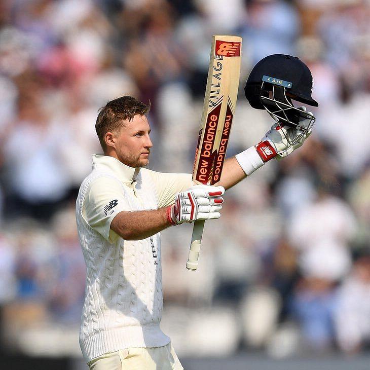 चेन्नई टेस्ट : जो रूट का दोहरा शतक, इंग्लैंड ने 8 विकेट पर 555 रन बनाए