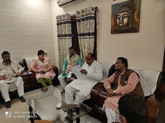 bilaspur-revenue-minister39s-verbal-approval-amid-demand-to-make-belatra-a-full-fledged-tehsil-competition-for-taking-credit-in-congress