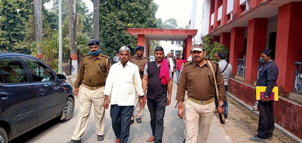 राजेंद्र मंडल हत्याकांड मामले दो अभियुक्त को आजीवन कारावास