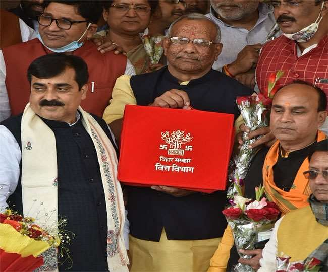 bihar39s-budget-will-be-the-driver-of-state39s-progress-and-development-bjp