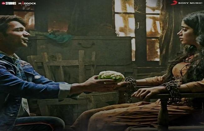रिलीज हुआ फिल्म 'रूही' का दूसरा गाना 'किस्तों'