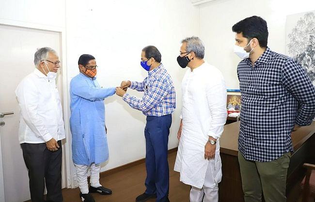 महाराष्ट्र : पूर्व विधायक हेमेंद्र मेहता शिवसेना में शामिल