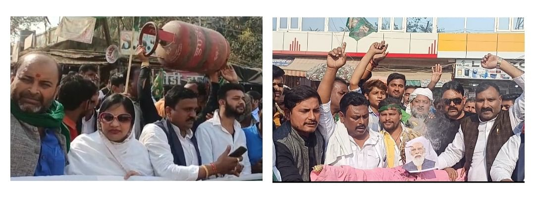 young-rjd-workers-held-public-outrage-rally-in-motihari-city
