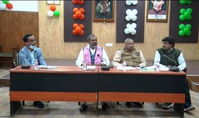 उत्तर प्रदेश के बजट में श्रमिकों का रखा जाएगा विशेष ख्याल : सुनील भराला