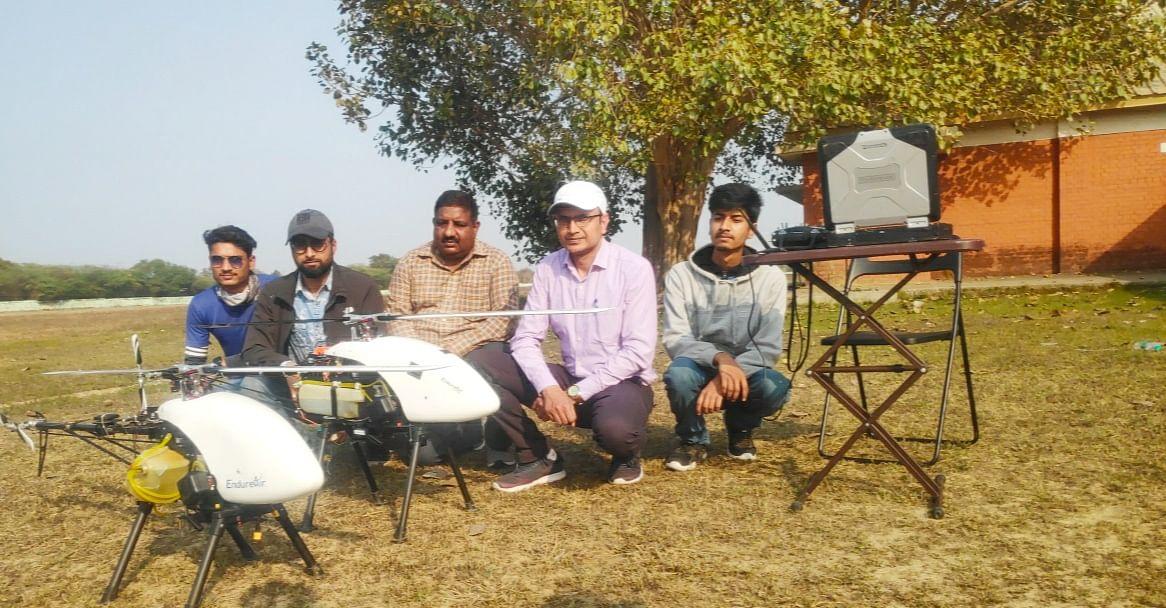 आईआईटी कानपुर का 'विभ्रम' देश की सीमाओं को करेगा मजबूत, आंतकी ठिकानों की देगा सटीक जानकारी
