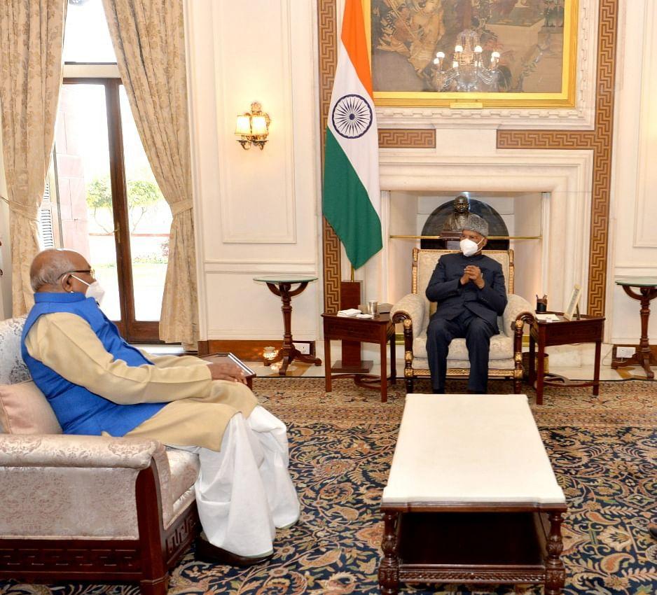 haryana-governor-satyadev-met-president