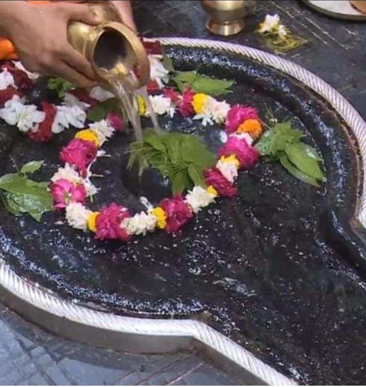 माघी पूर्णिमा पर बैद्यनाथ मंदिर में उमड़ी श्रद्धालुओं की भीड़