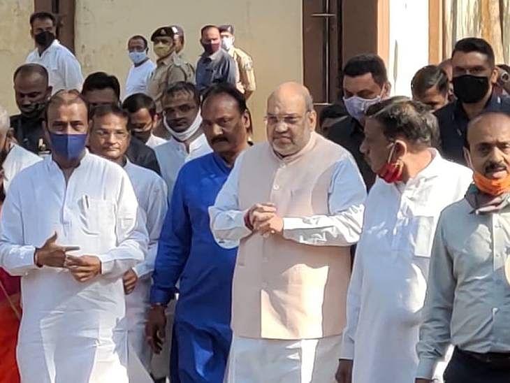 गुजरात : छह नगर निगम के लिए शांतिपूर्ण माहौल में हुआ मतदान, जामनगर में सबसे अधिक 50 प्रतिशत पड़े वोट