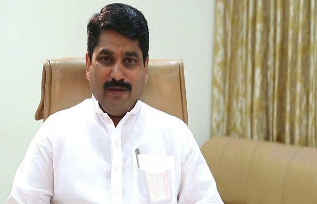 महाराष्ट्र के गृह राज्यमंत्री सतेज पाटील कोरोना पॉजिटिव